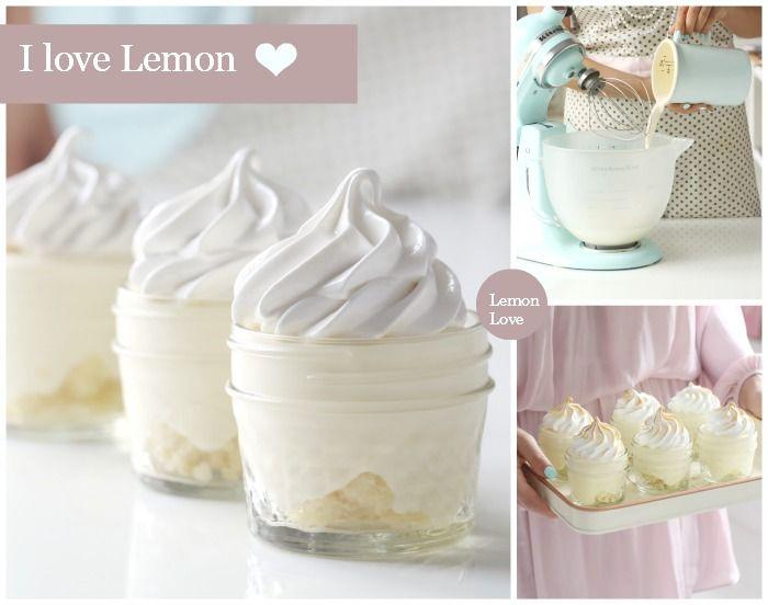 Lemonly love dessert | passion 4 baking