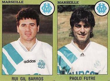 Rui Barros & Paulo Futre | Marselha (1993)