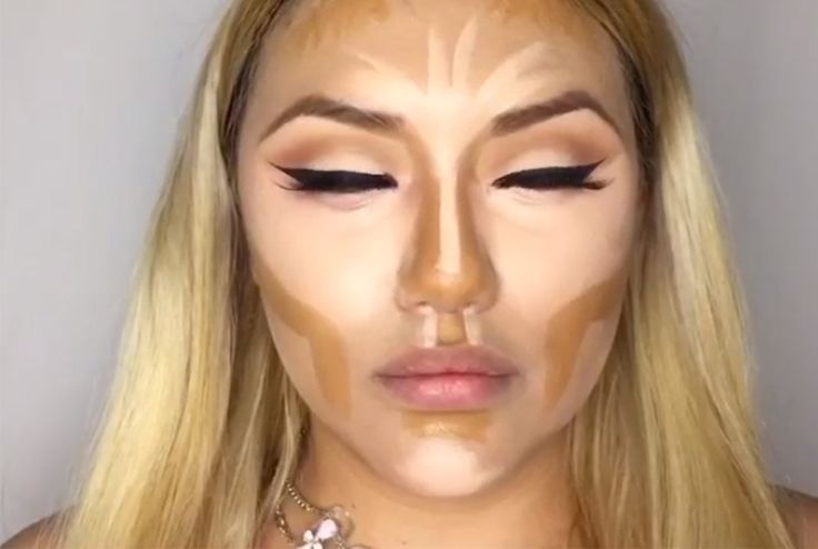 Clown Contouring is a Thing Now Now - Click to see how to try it at home