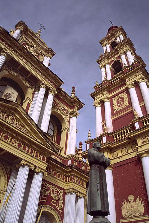 Iglesia de San Francisco, Salta, Argentina by ReynardTheFox