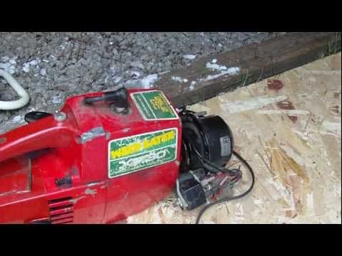 Cool DIY Video : How to build a Homemade 12v Generator from an Old Weed Eater - Page 2 of 2 - Practical Survivalist