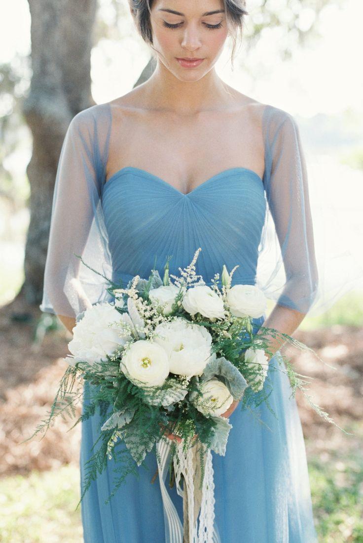 best blue dreams images on pinterest wedding dressses