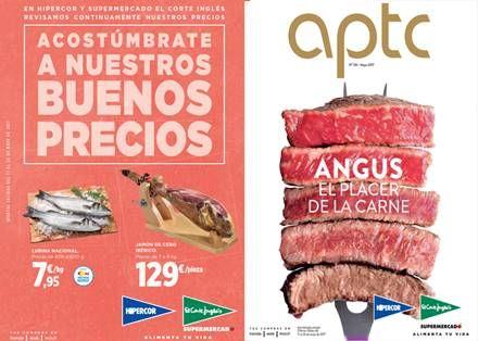 CatalogosD: Catalogos De Supermercados Corte Ingles, Ofertas M..