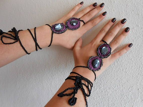 Hand Accessory Hand Jewelry Bare Foot Sandals Foot Jewelry