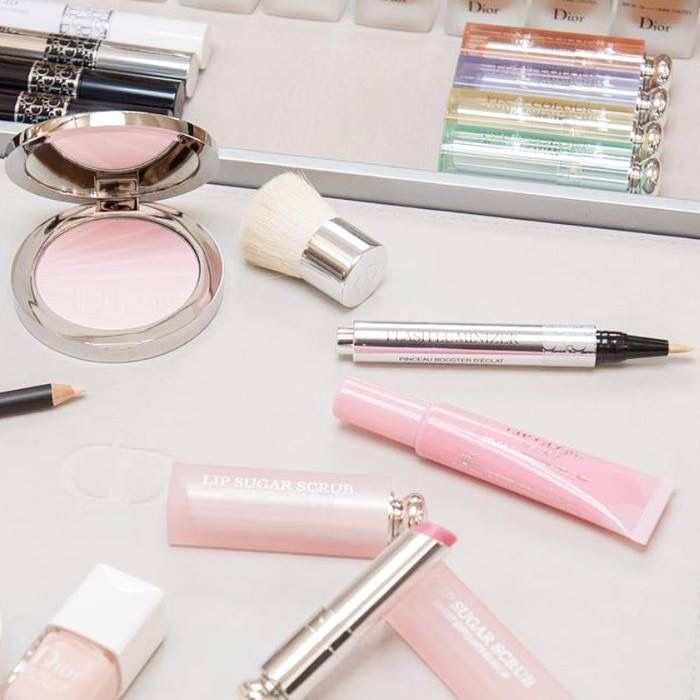 Dior 2017 spring  make up collection