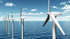 L'énergie éolienne en mer est 30% moins chère que le nucléaire !