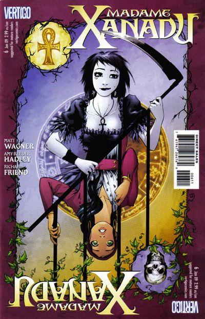 Madame Xanadu DC Comics | Madame Xanadu 1: Disenchanted Review |BasementRejects