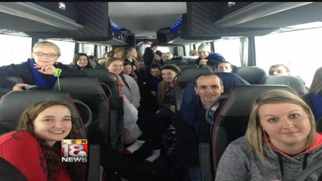 Owensboro Students Stuck On Bus For 19 Hours - LEX18.com | Continuous News and StormTracker Weather