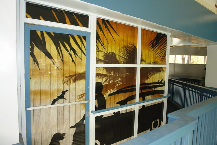 Some of our work at the newly opened Wet'n'Wild in #PalmSprngs ! http://www.DesertWraps.com #CoachellaValley