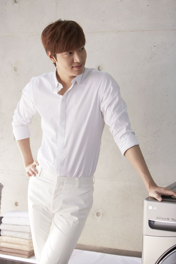 So in love with Lee Min Ho