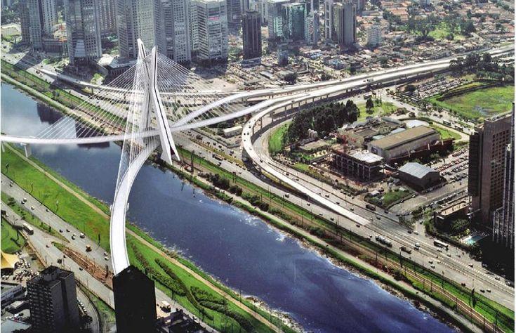 """O projeto denominado """"Programa Pinheiros Limpo"""" já recebeu aval do governo do Estado e será acompanhada pela CPP - Companhia Paulista de Parcerias."""