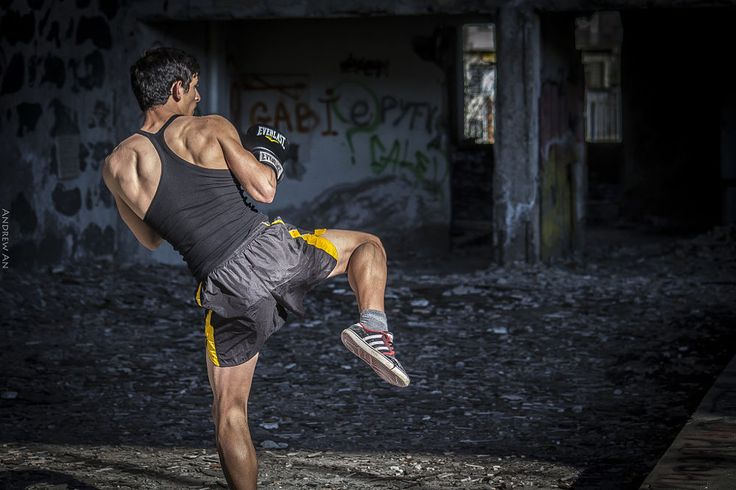 muay thai by Andrew An on 500px