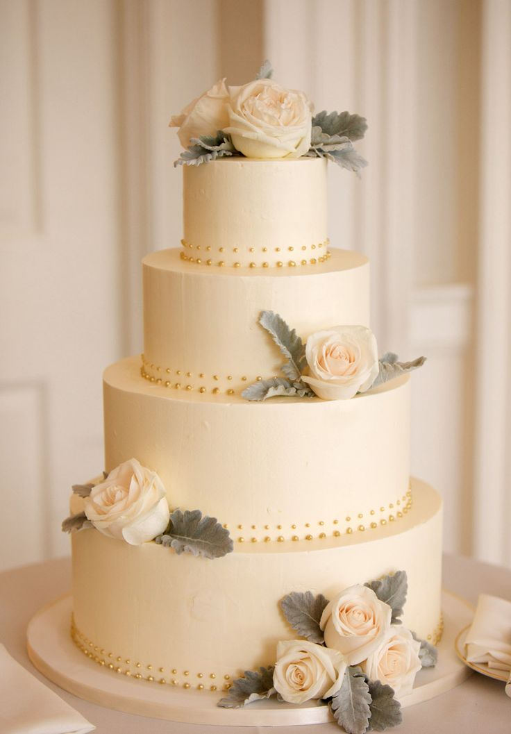 Delightful Daily Wedding Cake Inspiration - MODwedding