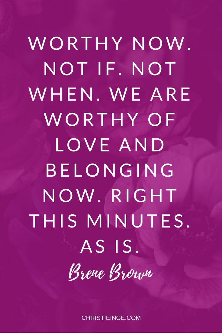 brene brown | self love quotes | self acceptance | love yourself | be happy with yourself | self confidence