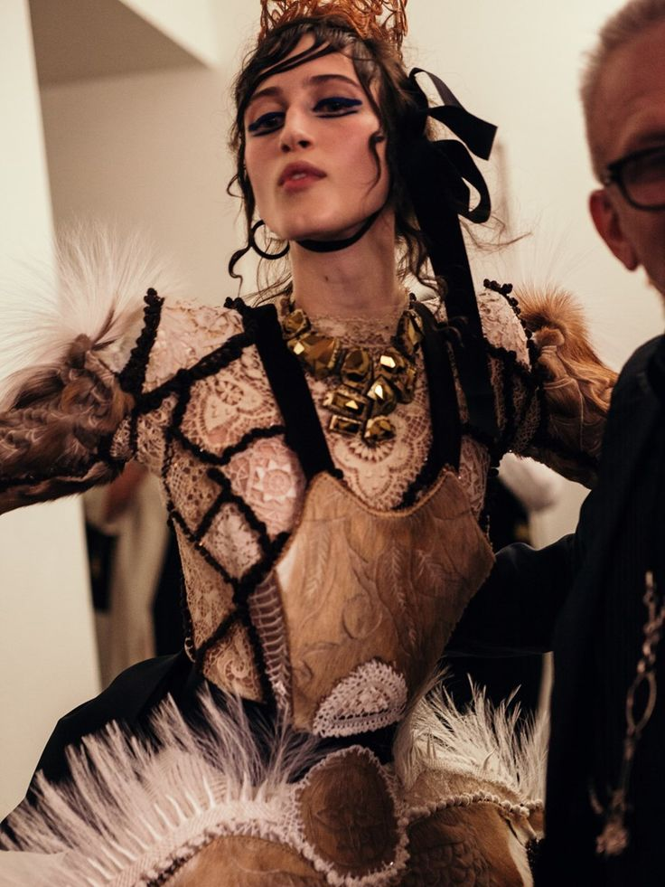 Jean Paul Gaultier Haute Couture AW15