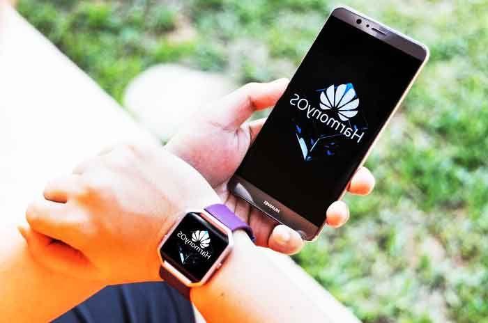 واجهة جديدة لنظام تشغيل Harmonyos 2 0 من هواوي Smartphone Smart Phone