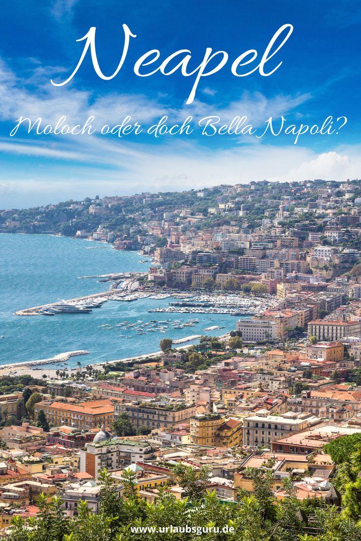 Wart ihr schon mal in Neapel? Über der italienischen Stadt am Golf von Neapel thront der Vesuv und in den Straßen herrscht ein teilweise unübersichtliches Chaos. Doch ist es wirklich so schlimm? Oder ist Neapel ein echter Italien Geheimtipp?