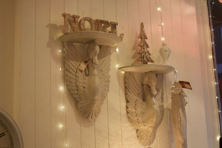 Christmas Decor and Fairy Lights