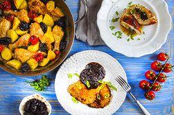 Ilustrační foto ke článku Švestky s masem jsou dokonalá kombinace: Zkuste tyto 3 výborné recepty!