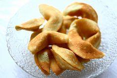 Lemon and thyme: Čínské koláčky štěstí