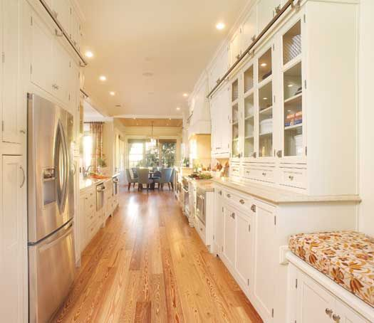 Kitchen Design By Kelly Crago Hansen Interiors, Inc. For Coastal And  Cottage Living.