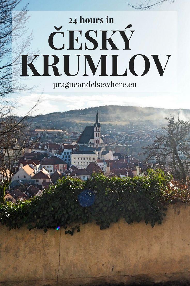 How to spend 24 hours in Cesky Krumlov, Czech Republic