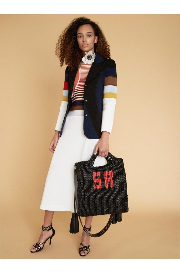 Sonia Rykiel knitted bag