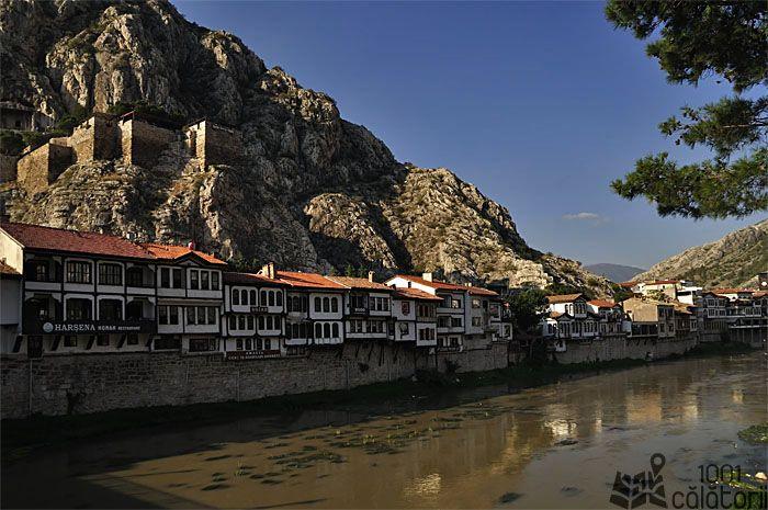 Dacă mă veți întreba ce mi-a plăcut cel mai mult în scurta mea trecere prin Turcia, vă voi răspunde că Amasya a fost cel mai frumos (și mai neașt
