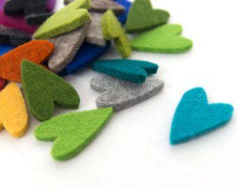 Colorful felt birds garland L by HetBovenhuis on Etsy