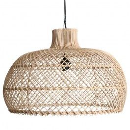 Maze lamp natural - Groot