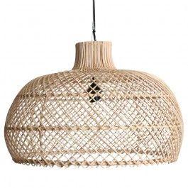 Maze lamp natural - Groot