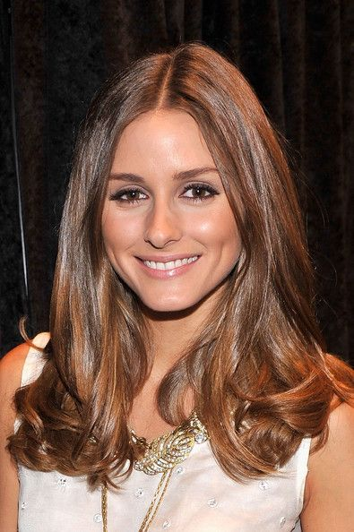 Olivia Palermo Olivia Palermo poses backstage at the Noon By Noor Spring 2013 fashion show during Mercedes-Benz Fashion Week at The Studio at Lincoln Center on September 7, 2012 in New York City.