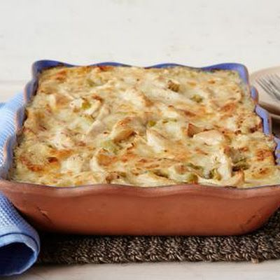 Chicken Tortilla Casserole - Trisha Yearwood Recipe - Key Ingredient