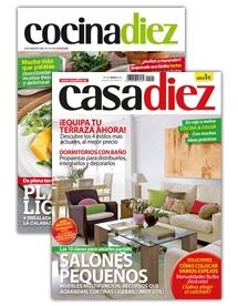 17 mejores im genes sobre revistas en pinterest emilio - Casa diez cortinas ...
