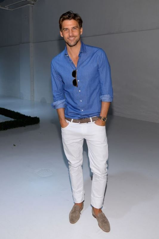 Casual Summer Men's Shirt Looks To Get Inspired