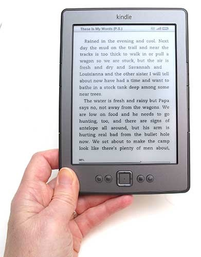 My Kindle 4