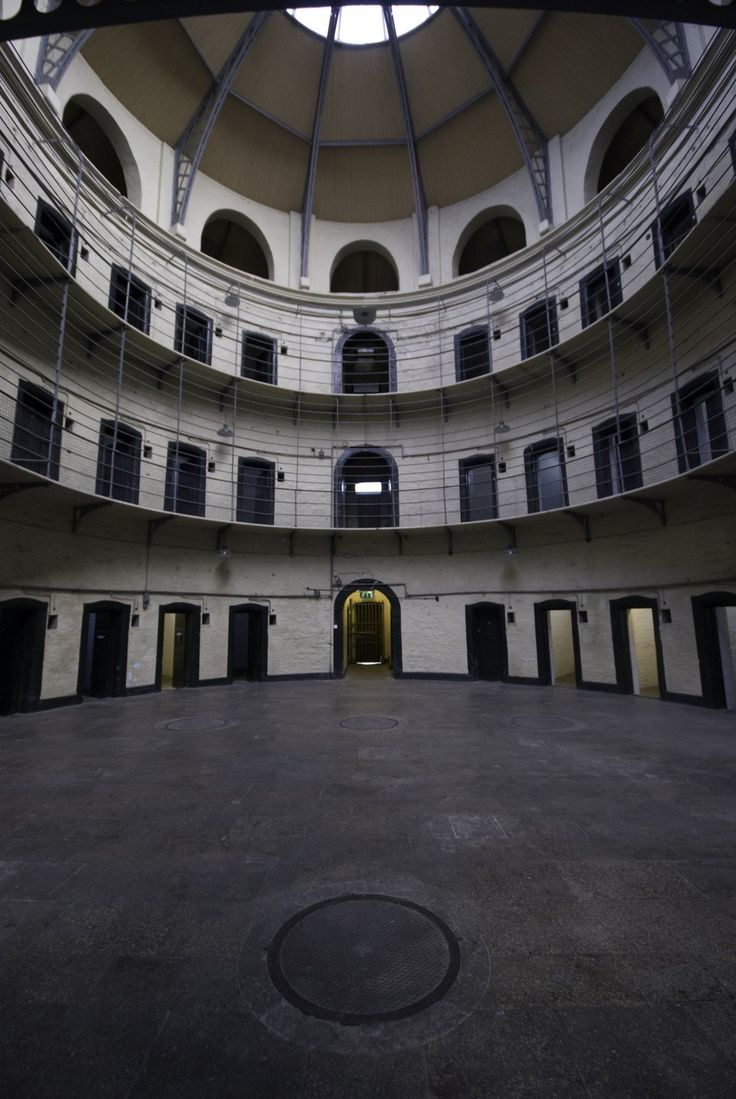 history of the prison Prison design and control every space prisoners can inhabit (while protecting the physical presence of the guards themselves) as observed in prison history.