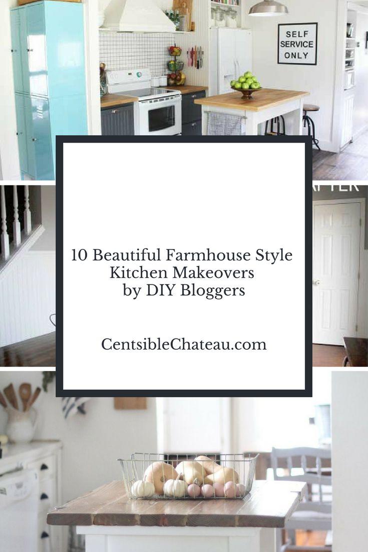 526 best DIY Kitchen Ideas images on Pinterest | Kitchen remodeling ...