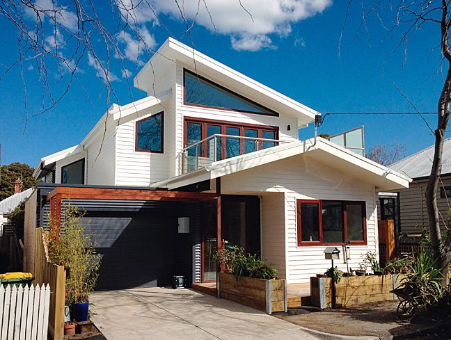 106 best building look external sk1 courtyard images on for Zero footprint homes
