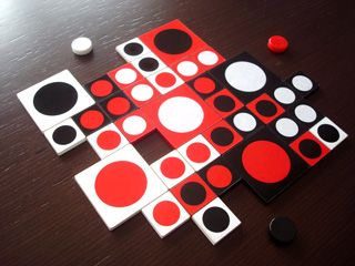 RED, the board game