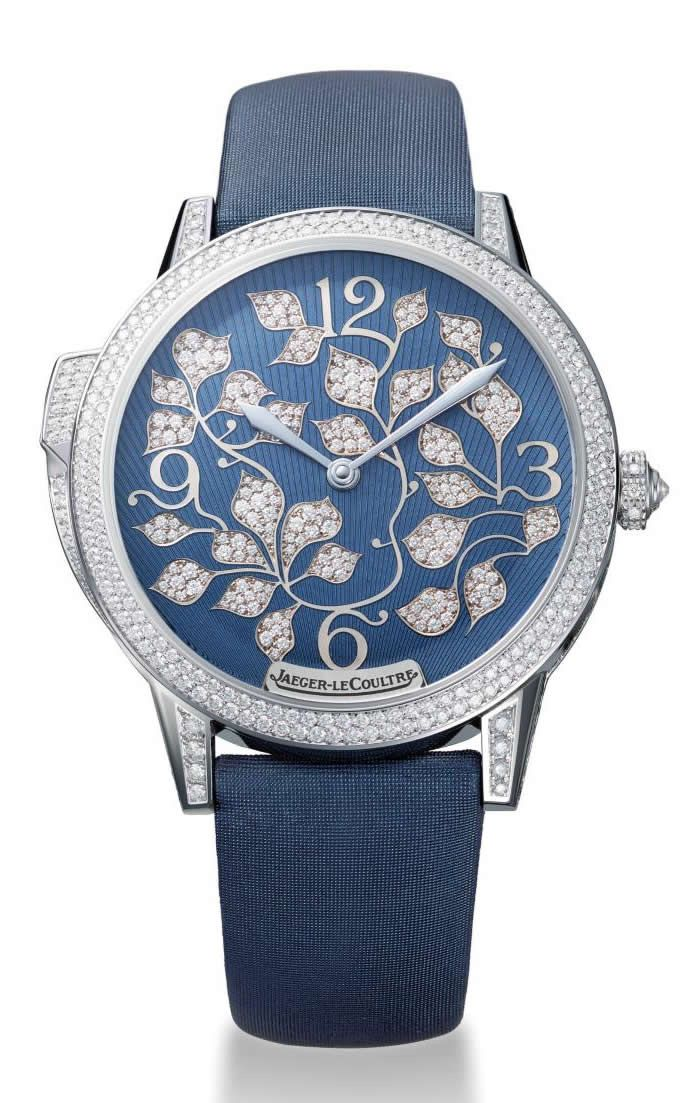 The Jaeger-LeCoultre Rendez-Vous Ivy Minute Repeater Ladies` Timepiece