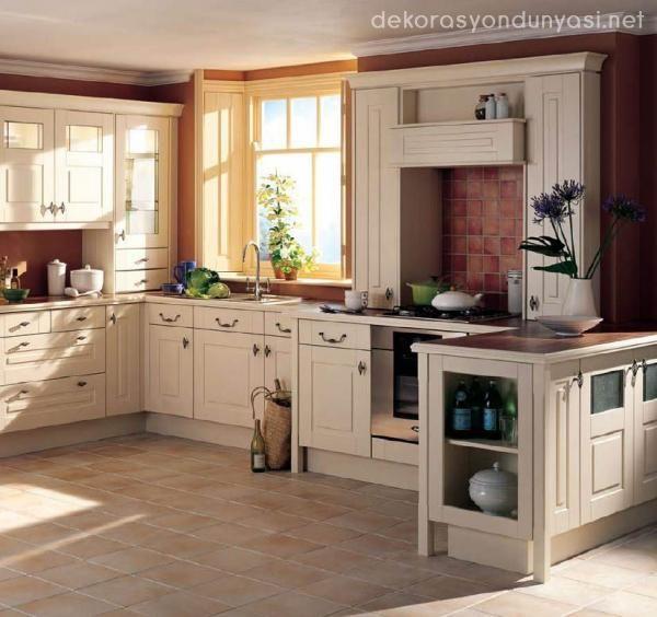 fransız mutfak tasarımları