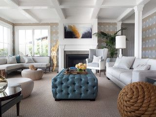 Room of the Day: Waterside Views Inspire a Soothing Palette
