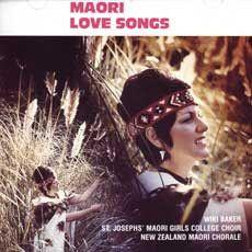 Māori Love Songs  (CD)