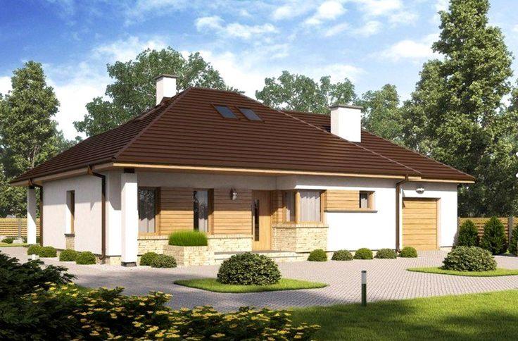 Proiectul este destinat clientilor care doresc o casă mică, cu arhitectură clasică si elegantă. La exterior locuinta este modernă, diviziunea interioară este simplă, curată și armonioasă . Prem…