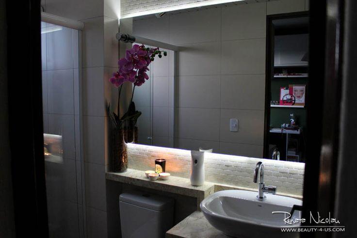 Beauty4Us: Diário da Reforma: Banheiro