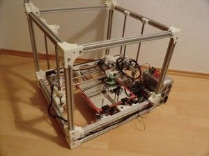 How to build a 3D printer from scratch
