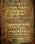 Act of Valor Tecumseh Poem Prints  #ActofValor #TecumsehPoem #ActofValorPoem