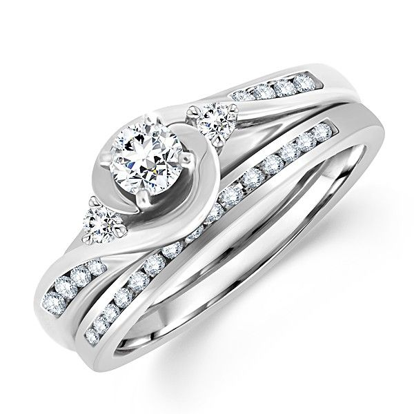 17 best images about three engagement rings on