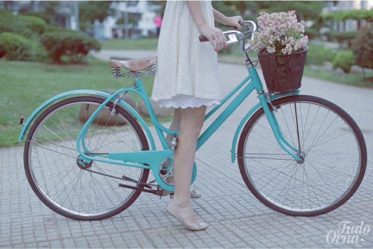 Bicicleta Vintage | Reforma Monark Brisa - Tudo Orna | Maior blog de Moda de Curitiba – PR | Inspirações, moda, beleza e cinema